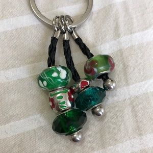 Other - Beaded key chain